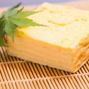 本玉の写真。神戸の玉子焼、だし巻の製造・販売メーカー武田食品
