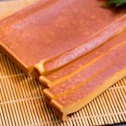 上厚の写真。神戸の玉子焼、だし巻の製造・販売メーカー武田食品