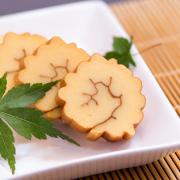 上ウス巻の写真。神戸の玉子焼、だし巻の製造・販売メーカー武田食品