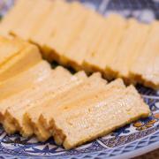 小本玉 25・40カットの写真。神戸の玉子焼、だし巻の製造・販売メーカー武田食品